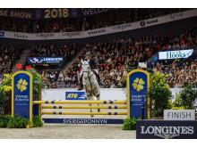 Vinnare Sverigeponnyn 2018, Philippa Landberg