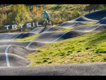 En fin sykkeldag i Trysil
