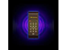 ASSA ARX säkerhetssystem Pando display tillkopplad