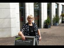 euro-scene Leipzig - Festivaldirektorin Ann-Elisabeth Wolff
