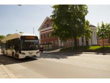 100 % fossilfri busstrafik i Härnösand