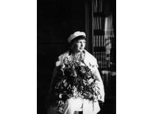 Greta som nybliven student. Från familjen Arwidssons samling (kopia)
