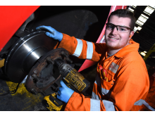 Go North East celebrates its 233 engineers that help keep the wheels moving on the region's buses