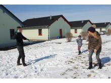 Familienvater läd Kameraden der Oberfrankenkaserne zum Frühstück ein und ruft zum Spenden Für Bärenherz auf
