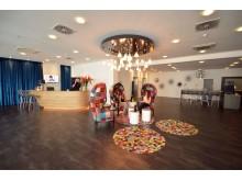 Lobby des Arthotel ANA Symphonie