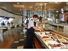 Scandlines' Impressionen - Gastronomie an Bord