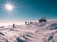 Topptur  på Trysilfjellet