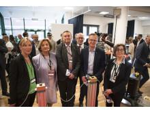 The newly opened Stena Industri Innovation Laboratory, SII-Lab