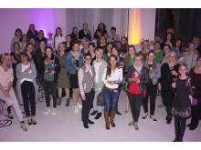 Weiterbilden, netzwerken, feiern und Spaß haben gehört beim FrauenZimmer zusammen