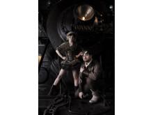 Steampunk-antrekk