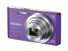 DSC-W830 von Sony_violett_01