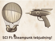 Steampunk tebjudning