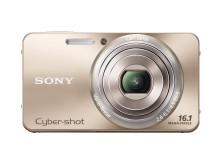 Cyber-shot DSC-W570 von Sony_Gold_01