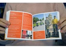 Das sittibuck 2017/18 enthält insgesamt 65 Gutscheinangebote, darunter auch für Segway-Touren durch Leipzig