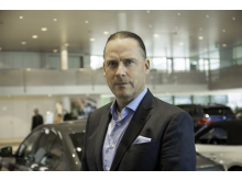 Marcus Larsson, CEO Hedin Automotive
