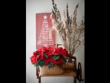 Julstjärna 2020 mysig jul med retro mangel