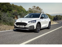 Nye Ford Focus 2018 Active