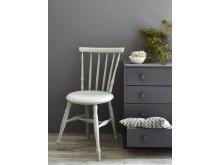 Chalk paint som Pure&Original Classico benyttes ofte på møbler og interiør
