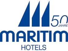 Jubiläumslogo Maritim Hotels