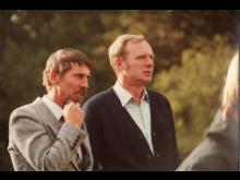 Ekkehart Ulrich und Hans-Georg Tönjes