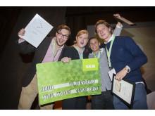 Sture Student - vinnare i kategori Miljö & Energi