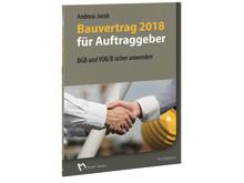 Bauvertrag 2018 für Auftraggeber (3D/tif)