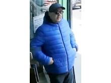 Suspect 1 - Haringey jewellery robbery