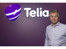 Ove-Mathias Lind, direktør for Customer Channels i Telia Norge