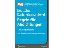 Regeln für Abdichtungen, 7. Auflage (2D/tif)