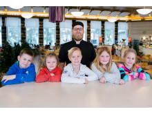 Nyhemsskolan i Katrineholm finalist i Arla Guldko® 2017