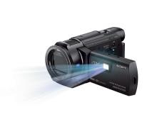 FDR-AX33_Projector