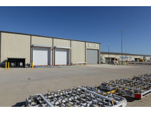 New perishables facility in Huntsville (AL)