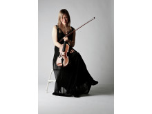 Susanja Nielsen, violin, NorrlandsOperan