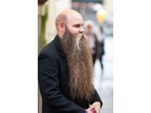Sveriges bästa skägg - Jonas Bergkvist