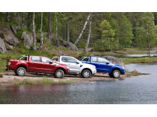Nye Ford Ranger lanseres i Norge juni 2012