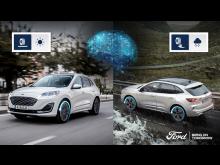 Kuga AWD disconnect kunstig intelligens 2020 firehjulstrekk