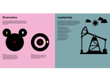 Illustration Economics and Leadership