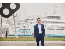 ForSea Head of freight Peter Kesting