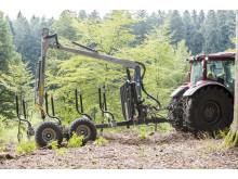 En mer hållbar lösningen för modernt skogsarbete.