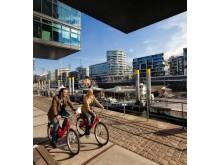 Alliance for cycling (från Hamburg)