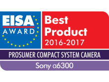 EUROPEAN PROSUMER COMPACT SYSTEM CAMERA 2016-2017 - Sony 6300