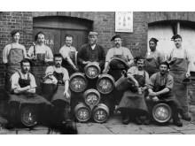 Fuller's Brewing Team