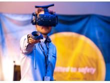 VR demonstrasjon