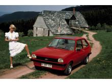Ford Fiesta 1977