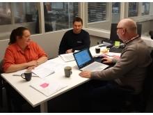 Revision av entreprenörsföretag