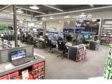 Gaming-avdeling Elkjøp Lørenskog