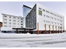Snöskotertillverkaren Polaris valde Quality Hotel Lapland för stor konferens