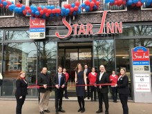 Quality Hotel Star Inn Premium Hannover, Germany. GE229. Opening.