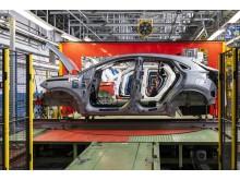 Ford Puma i produktion