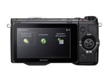 NEX-5R von Sony_schwarz_PlayMemories